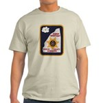 Rankin County Sheriff Light T-Shirt