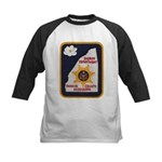 Rankin County Sheriff Kids Baseball Jersey