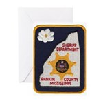 Rankin County Sheriff Greeting Cards (Pk of 20)