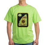 Rankin County Sheriff Green T-Shirt