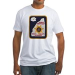 Rankin County Sheriff Fitted T-Shirt