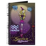 Aquarius - Skeletica Zodiacal Journal