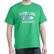 Greek Bodybuilding T-Shirt