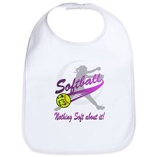 Girls Softball Bib