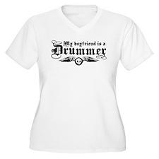 My Boyfriend Is A Drummer T-Shirt