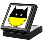 Bat Smiley Keepsake Box