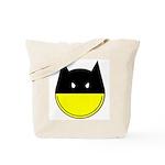Bat Smiley Tote Bag