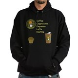 Coffee Bucks Menu Hoody