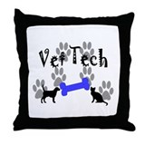Veterinary Throw Pillow