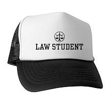Law Student Trucker Hat