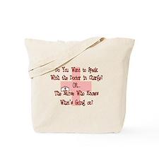Nursing Student XX Tote Bag