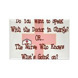 Nursing Student XX Rectangle Magnet