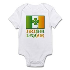 Irish Lassie Infant Bodysuit