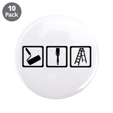 "Painter 3.5"" Button (10 pack)"