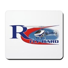 RC Fly Hard Mousepad