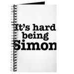 It's hard being Simon Journal