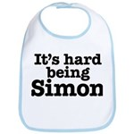 It's hard being Simon Bib