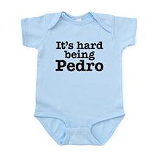 It's hard being Pedro Onesie