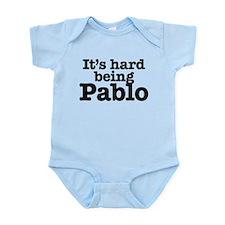 It's hard being Pablo Onesie