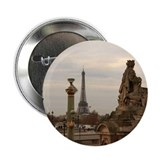 Paris 2.25&quot; Button