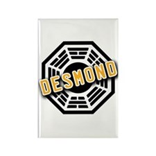 Jacob Dharma Logo from LOST Rectangle Magnet