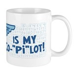 Pi is my Copilot Mug