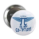 "Pi is my Copilot 2.25"" Button (10 pack)"