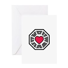 Dharma Love- Greeting Card