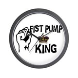 Fist Pump Wall Clock