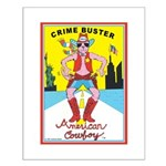 OK-9(Crime Buster) Small Poster