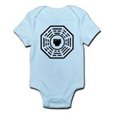 Unique Dharma initiative Infant Bodysuit