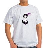 Purple Flapper T-Shirt