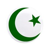 "Pakistan 3.5"" Button (100 pack)"