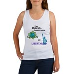 I'm a Moderate Women's Tank Top