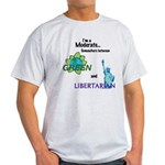 I'm a Moderate Light T-Shirt