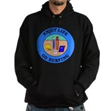 Enjoy Life Go Surfing Hoody