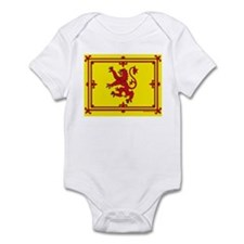 Cute St andrew Infant Bodysuit