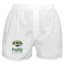 Cute Explore Boxer Shorts