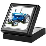 Farm tractor Keepsake Box