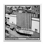 Capri Theatre Tile Coaster