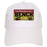 XXL Powerlifting Baseball Cap
