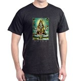 Emerald Lord Shiva Black T-Shirt