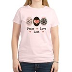 Peace Love Lost Women's Light T-Shirt