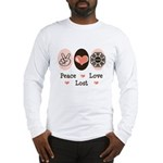 Peace Love Lost Long Sleeve T-Shirt