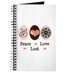 Peace Love Lost Journal