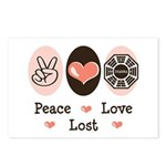 Peace Love Lost Postcards (Package of 8)