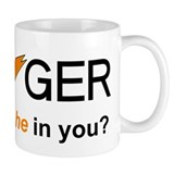 Tiger: Is He In You? Mug