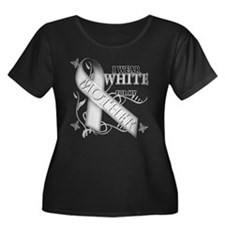 I Wear White for my Mother T