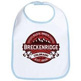 Breckenridge Red Bib