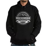 Breckenridge Grey Hoodie